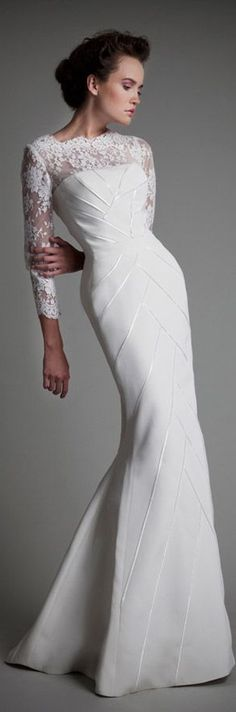Tony Ward 2013 Bridal Dress