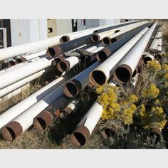 6 inch White Jacket Pipe Supplier Worldwide | Used 6 Inch Pipe For Sale