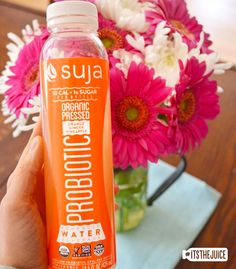 When you're obsessed with fresh…#itsthejuice #suja