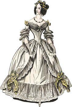 1830 1849 clothes amp accessories on pinterest la mode fashion for