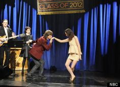 what a send off <3 SNL Mick Jagger Kristin Wiig