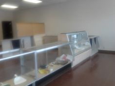 Shop coming together