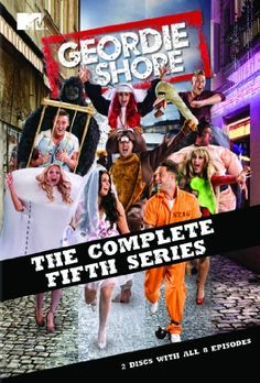 Geordie Shore: The Complete Fifth Series [DVD]: Amazon.co.uk: Gaz Beadle, Holly Hagan, Sophie Kasaei, Vicky Pattison, Dan Senior, James Tindale, Daniel Thomas-Tuck, Charlotte Crosby: DVD & Blu-ray
