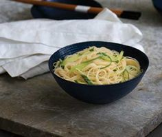 Cucumber Sesame Noodles | House and Home