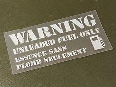 「ステッカー レギュラーガソリン専用 転写タイプ [アメリカン/車]_SC-3475-TMS」の商品情報やレビューなど。