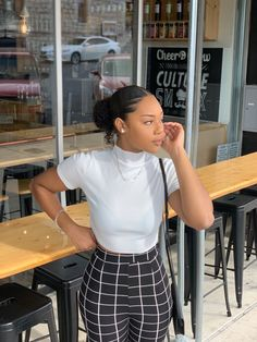 20 Best Fashion Outfits Black Girl Fashion Fashion Outfits The Effective Pictures We Offer You About Casual Outfit with tennis shoes A quality picture can tell you many things. Black Girl Fashion, Look Fashion, Teen Fashion, Fashion Outfits, Black Girl Swag, Modern Fashion, Black Girls, Fashion Tips, Dope Outfits