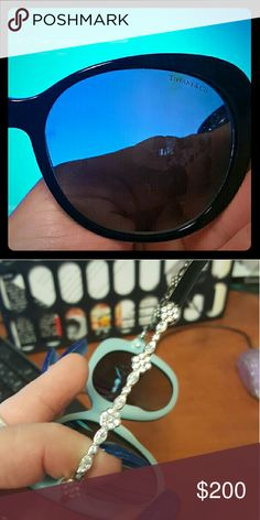Sunglasses Like new Tiffany & Co. Accessories Glasses