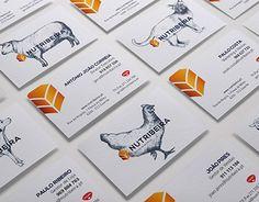Nutribeira on Behance Branding Portfolio, Visual Identity, New Work, Behance, Bullet Journal, Graphic Design, Gallery, Check, Corporate Design