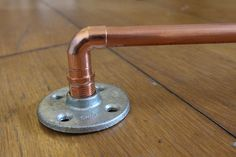 Lauren Kelp Interior Styling | Easy and Inexpensive Copper Pipe Curtain Rod DIY