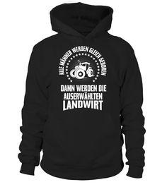 Alle Männer werden gleich geboren - Landwirt (Limitierte Auflage)  #tshirts #fashion
