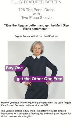 The easiest pdf sewing pattern formats - quick to assemble, no matching symbols, no trimming, less wasted paper. Join for all my sewing patterns - UK sizes 6-22