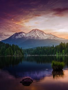 Photograph Another Shasta Morning by Micah Burke on 500px