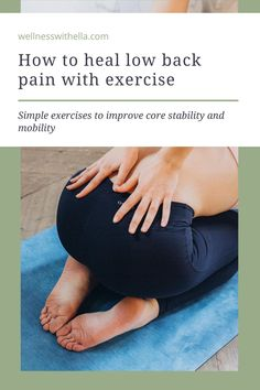 Avoid having surgery by doing these exercises consistently. Learn why surgery is not always the answer. Sciatic Pain, Sciatic Nerve, Nerve Pain, Chiropractic Treatment, Chiropractic Care, Vitamins For Nerves, Tooth Nerve, Knee Pain Relief, Easy Workouts