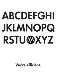 vw efficient