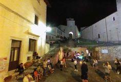 Il sindaco di Monteleone di Spoleto al Castello della Castelluccia di Roma per ripartire