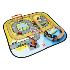 Love this The Great Big City Train Set & Mat by House of Toys on Standard Gauge, Models, Classic Toys, Toy Boxes, Model Trains, Creative Crafts, Games For Kids, Light Up, Playground
