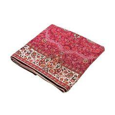 PERSIAN TERMEH rezai CASHMERE TABLECLOTH رومیزی ترمه #Handmade #AsianOriental