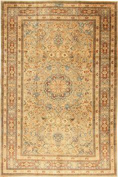 Antique Khorassan  Persian Carpets  http://nazmiyalantiquerugs.com/blog/2011/07/persian-rugs/