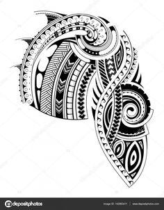 Pin by Tim Blevins on Polynesian tattoo | Pinterest | Tattoo, Maori ...