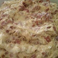 "Slow Cooker Reuben Dip |""A wonderful, easy, creamy hot dip that even sauerkraut haters love."""