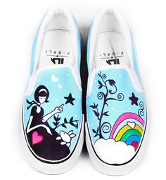 Shop online for The Rainbow Slip-on Shoes at best price in India at Kraftly.com. New Condition, Authentic Product, Secured Payment Options…