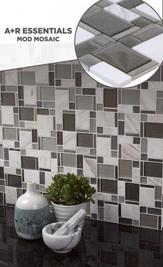 tile #lowes #mosaics #glassmosaics #backsplash CHIGLABPDF0483 ...