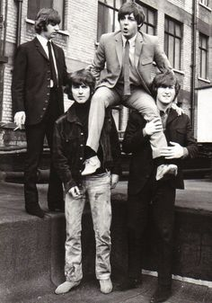 """This was the Beatles' """"we were smoking marijuana for breakfast"""" (a direct quote from John) period."""