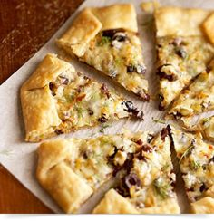Swiss Olive Galette