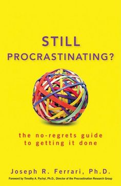 """Find out why you put things off-and learn to conquer procrastination for good!   """"What if I make a bad decision?"""" """"What if I fail?"""" """"I'm better under pressure."""" There are all sorts of reasons people procrastinate. What are yours? This book draws on scientific research on procrastination conducted over more than twenty years by the author and his colleagues, to help you learn what stops you from getting things done so that you can find the solutions that will really work.   Contrary to…"""
