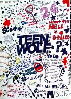 Teen Wolf Stydia, Sterek