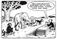 Funny but true. A little humor around standardized testing in education :)