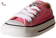Converse Chuck Taylor All Star Ox, Baskets mode mixte enfant - Rose (Pink Paper), 32 EU - Chaussures converse (*Partner-Link)