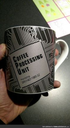Saw this and thought it was pretty cool - FunSubstance Computer Humor, Computer Science, Funny Coffee Mugs, Coffee Quotes, Ingenieur Humor, Coffee Cups, Tea Cups, Gifts For Programmers, Programming Humor