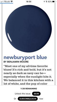 Super Ideas For Dark Blue Front Door Colors Accent Walls Blue Paint Colors, Exterior Paint Colors, Exterior House Colors, Paint Colors For Home, Bright Colors, Dark Blue Color, Dark Navy Blue, Pintura Exterior, Blue Accent Walls