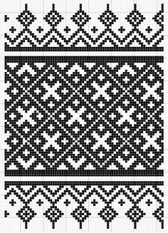 Charted Patterns from Medieval Egypt - Pattern Darning Blackwork Cross Stitch, Cross Stitch Geometric, Geometric Embroidery, Embroidery Patterns, Tapestry Crochet Patterns, Weaving Patterns, Mosaic Patterns, Knitting Charts, Knitting Patterns