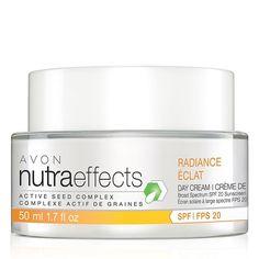 nutraeffects Radiance Day Cream Broad Spectrum SPF 20