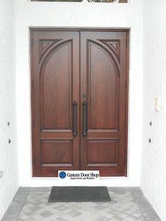 Double Door House Entrance Entryway Ideas For 2019 Door Design Wood, Wooden Door Design, Wood Doors Interior, Double Door Design, Door Glass Design