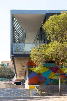 Gallery of Universidad de Chile - Juan Gomez Millas Campus Classroom Building / Marsino Arquitectos Asociados - 9