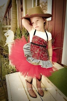 Cowgirl tutu costume, who can.make this for me!!!