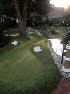 belfry-mini-golf-course