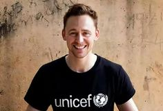 Tom Hiddleston - UNICEF Patron - Feb 2013