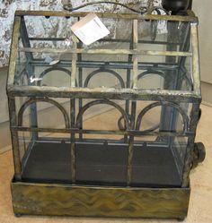 Vintage Wardian Case for auction