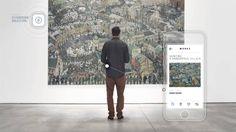 MOCAK App | Beacon technology applied to modern art in Krakow