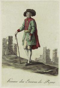 Rome, Lazio, Italy Date: 18th century