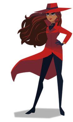 Characters and Videos Gina Rodriguez, Carmen Sandiego, Hispanic Actresses, Vanellope Y Ralph, San Diego, Hispanic Girls, Character Art, Character Design, Desenhos Gravity Falls