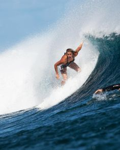 Surf girl... Paige Hareb...