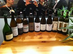 Grate tasting with friends