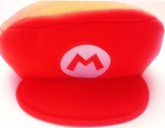 Mario, Super Mario Bros. Hat, Adult Size Costume, Cos Play, Nintendo ✨