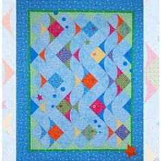 QUILT PATTERNS WITH FISH   My Quilt Pattern