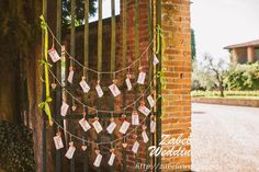 Country Chick Wedding in Tuscany.
